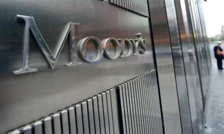 La note de Moody's s'appuie sur les capitaux importants, les pratiques prudentes d'investissement de la trésorerie et les politiques adéquates de gestion des liquidités notamment.