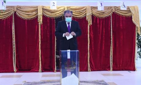 Présidentielle au Tadjikistan :  Rakhmon empoche un 5e mandat de sept ans