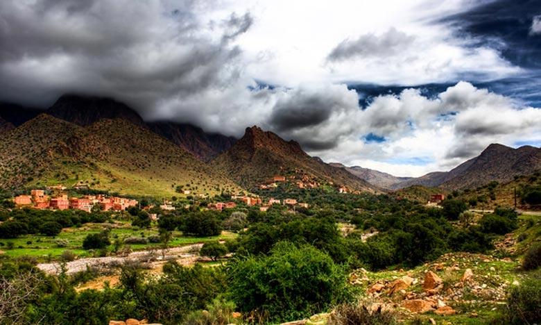 La DGM prévoit pour la journée de ce  mercredi, un ciel passagèrement nuageux avec pluies ou averses éparses sur les plaines nord et centre, le nord des provinces sahariennes. Ph : DR