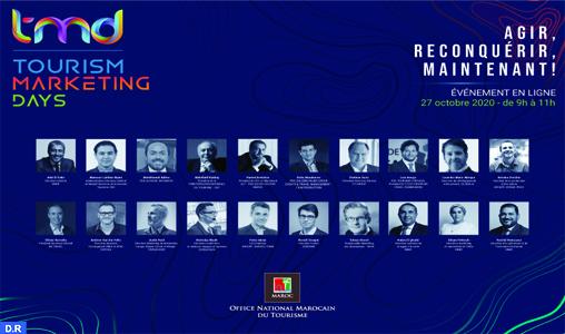 Tourism Marketing Days : la deuxième édition prévue le 27 octobre en semi-présentiel