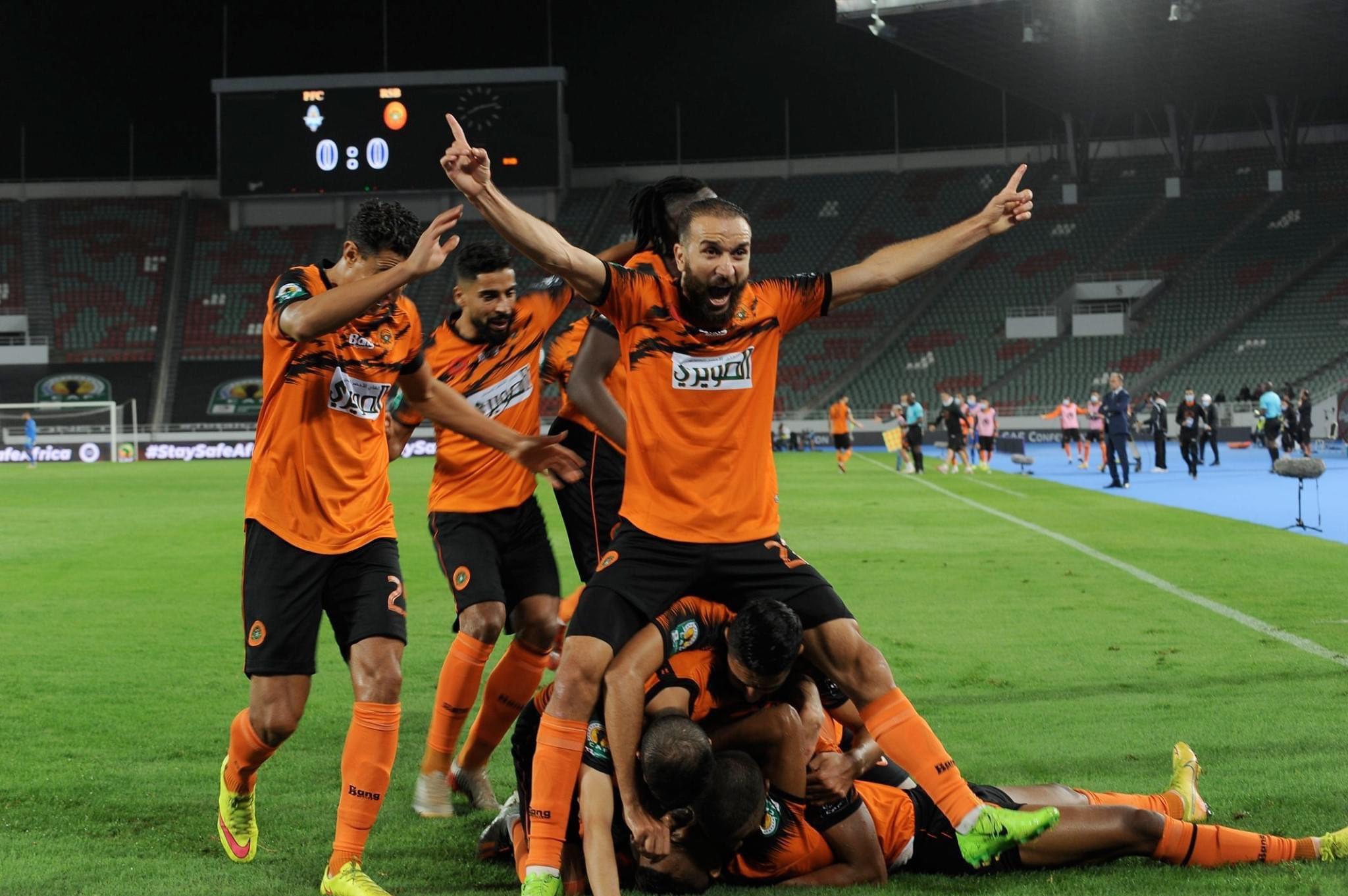 La Renaissance de Berkane remporte la Coupe de la CAF