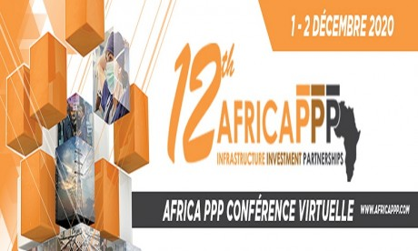 La 12e édition d'Africa PPP se tiendra en ligne