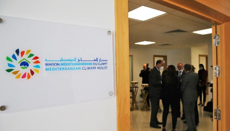 Tanger : Inauguration du siège de la Maison méditerranéenne du climat