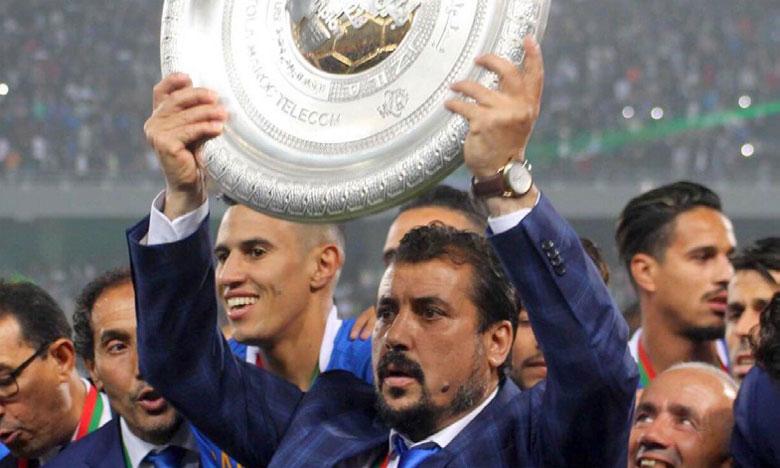 Driss Lamrabet avait réalisé un exploit historique pour l'IRT, en remportant le premier titre de champion du Maroc lors de la saison 2017-2018.