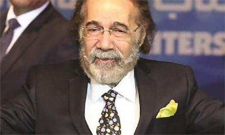 Décès  de la légende du cinéma égyptien Mahmoud Yassine