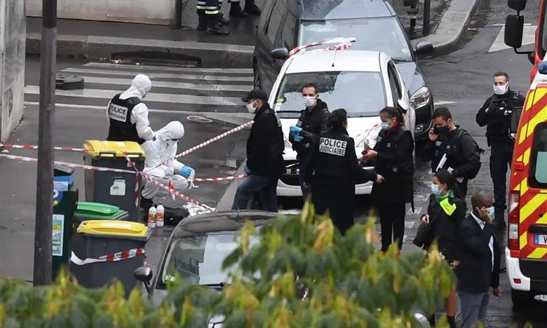 L'homme placé en garde à vue est soupçonné d'avoir été en contact avec lui la veille des faits. Ph :  AFP