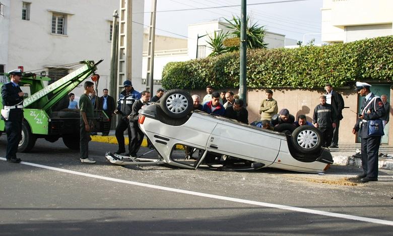 Ces accidents sont notamment dus à l'inadvertance des conducteurs, au non respect de la priorité, à l'excès de vitesse et à la perte de contrôle. Ph. Seddik