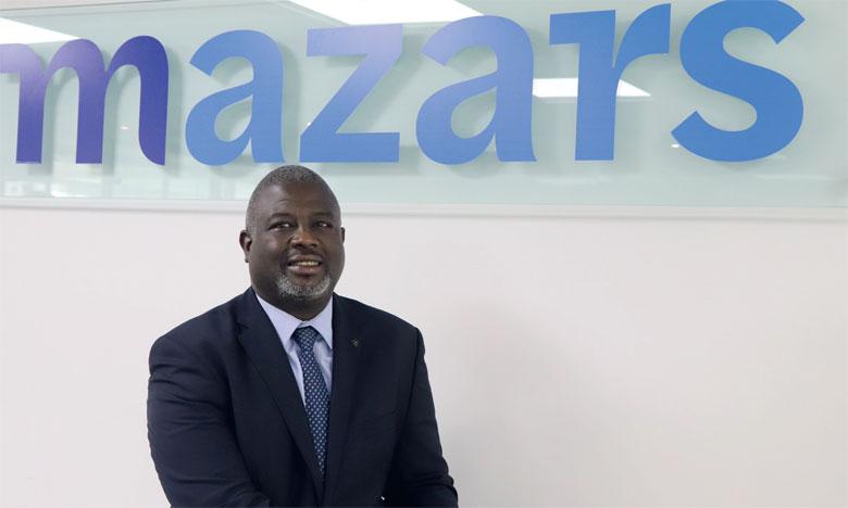 Abdou Diop, Managing Partner Mazars Maroc : «À travers notre action, nous sommes engagés dans notre rôle d'assurer la confiance en notre environnement économique et d'apporter de la valeur à nos clients.»