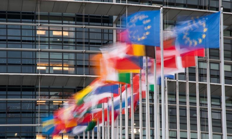 La Commission européenne travaille sur une nouvelle législation («Digital Services Act» et «Digital Market Act»).  Ph : AFP