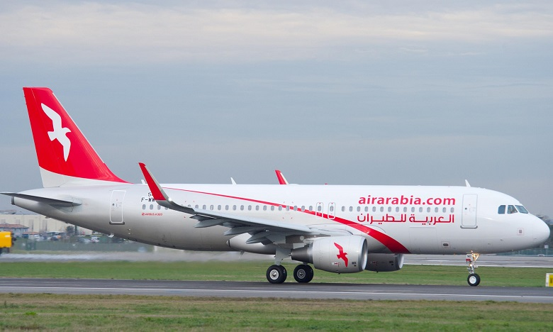 Air Arabia-Maroc renforcera la liaison aérienne entre les deux villes à raison de deux vols par semaine, tous les lundis et vendredis. Ph : DR
