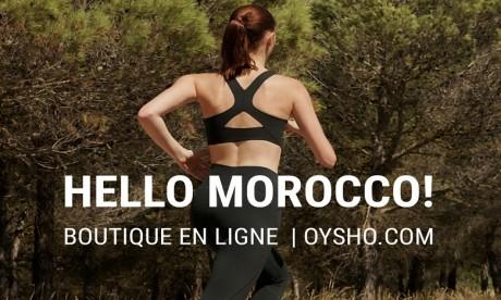 Oysho lance sa boutique en ligne