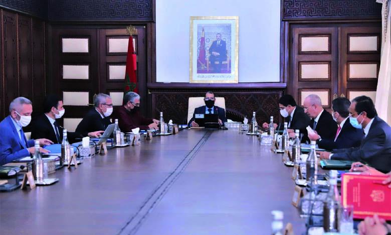 Le Conseil de gouvernement adopte le projet  de loi de Finances pour l'année budgétaire 2021