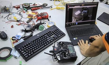 Des génies marocains brillent à l'IWA 2020
