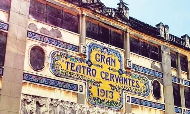 Théâtre Cervantès : Un monument historique syanonyme de la profondeur des relations culturelles maroco-espagnoles