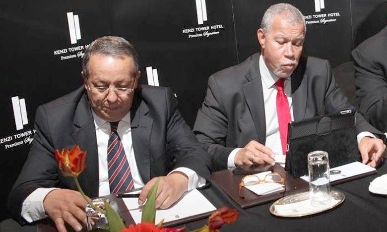 Lahcen Zelmat vient d'être réélu à l'unanimité à l'unanimité par les membres de ce collectif, réunis vendredi dernier à Marrakech, en Assemblée générale élective. Ph : DR