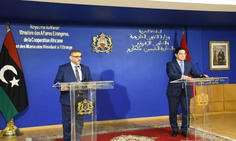 M. Bourita : Il n'y a aucune alternative à l'accord de Skhirate qui constitue la référence