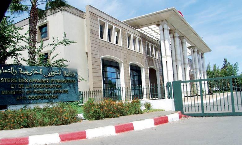 Le Maroc condamne vigoureusement la poursuite de la publication des caricatures outrageuses à l'Islam et au Prophète Sidna Mohammed