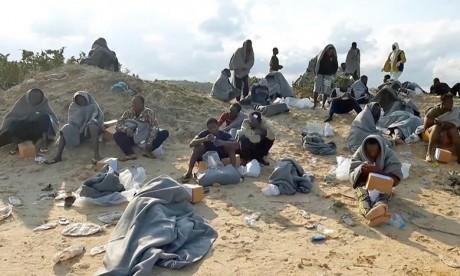 Libye  :  Deux naufrages causent près de 100 morts