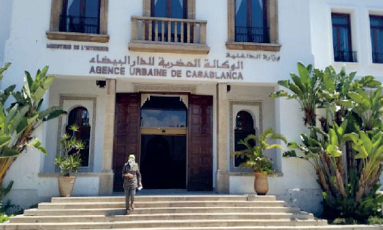 Agence urbaine de Casablanca.