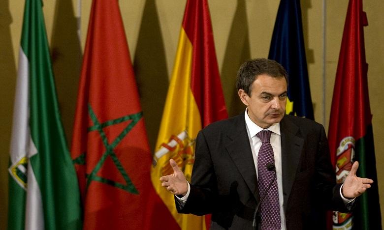 José Luis Rodriguez Zapatero. Ph. AFP