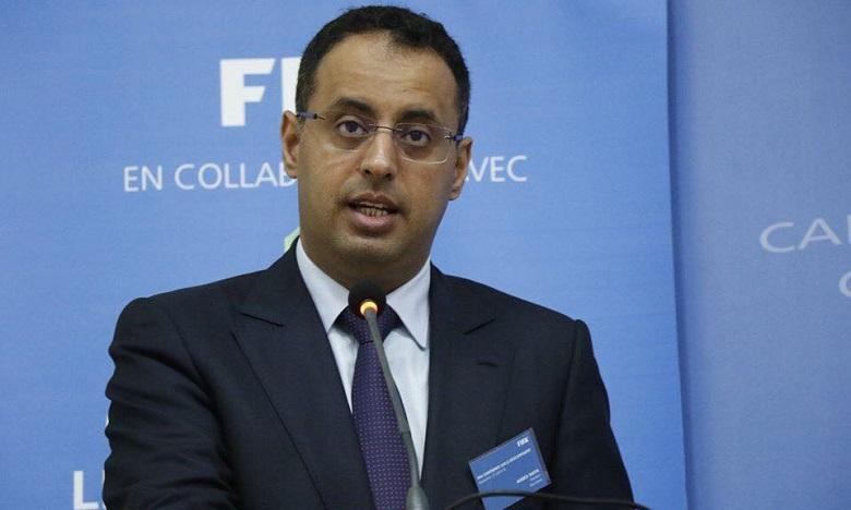 Le Matin - Le Mauritanien Ahmed Yahya 4e candidat à la présidence de la CAF