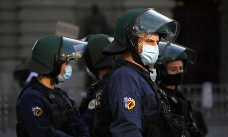 Agression au couteau en Suisse :  L'assaillante «connue» des services de police