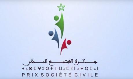 Report sine die du Prix de la société civile au titre de l'année 2020