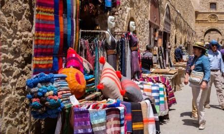 Essaouira accueille un premier groupe de touristes