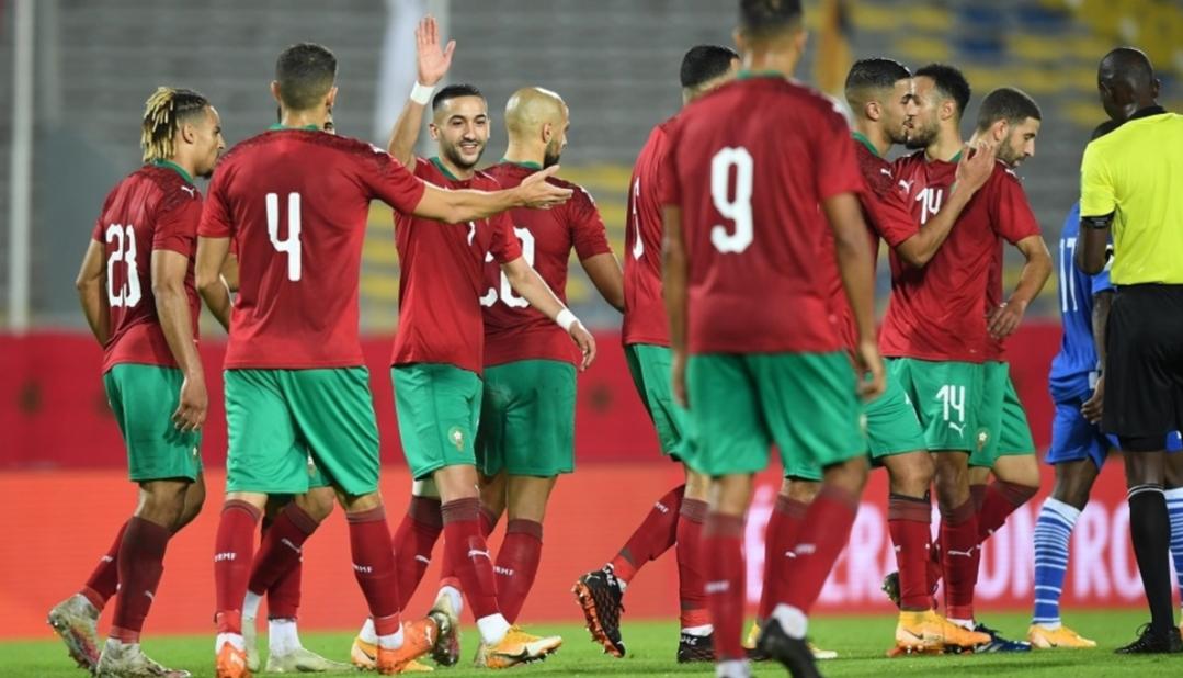 Ziyech et le Maroc cartonnnent (vidéo)