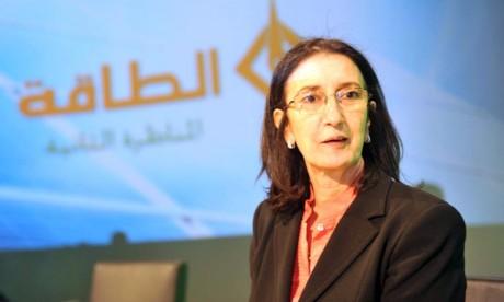 Industrie de l'énergie : Amina Benkhadra sur la liste des plus influents de 2021
