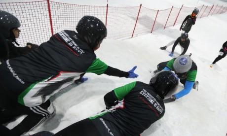 Ice Warrior Challenge : Le marocain Mohamed Mira sacré à Dubaï