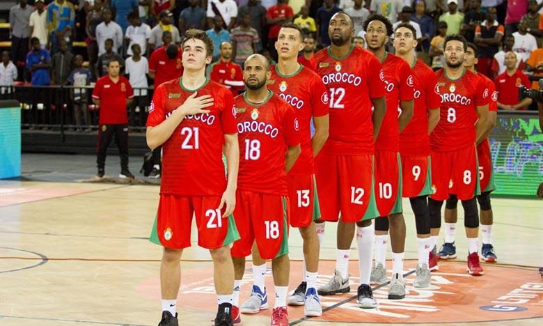 La sélection marocaine de Basket-ball affrontera, samedi, l'Ouganda avant de disputer, dimanche, son dernier match face à l'Egypte, pays hôte. Ph : DR