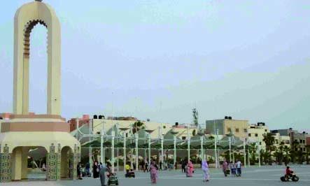 La ville de Laâyoune s'érige désormais en véritable pôle économique et urbain