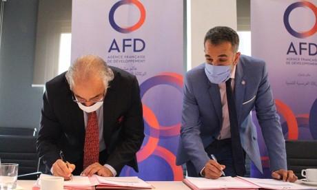 Stress hydrique et changement climatique en Afrique du Nord: L'AFD et l'OSS se mobilisent