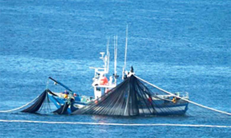 Signature d'un nouvel accord de coopération en matière de pêche maritime