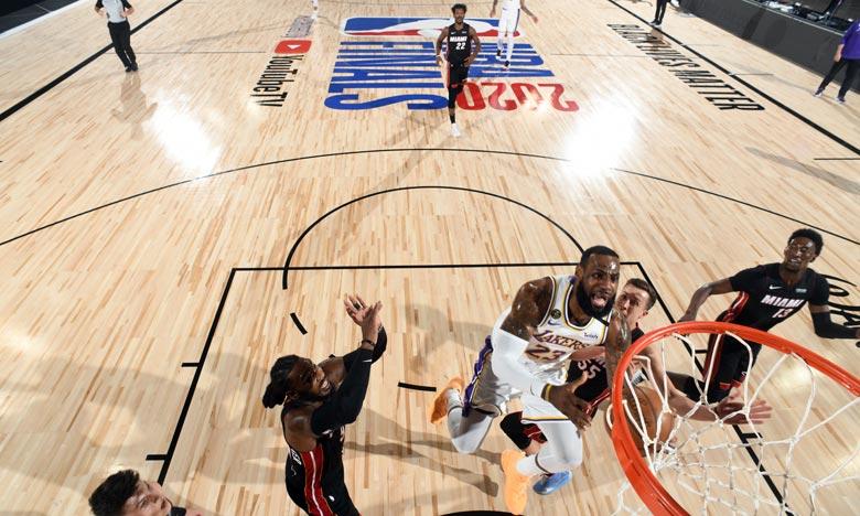 NBA: Accord probable pour un début de saison le 22 décembre