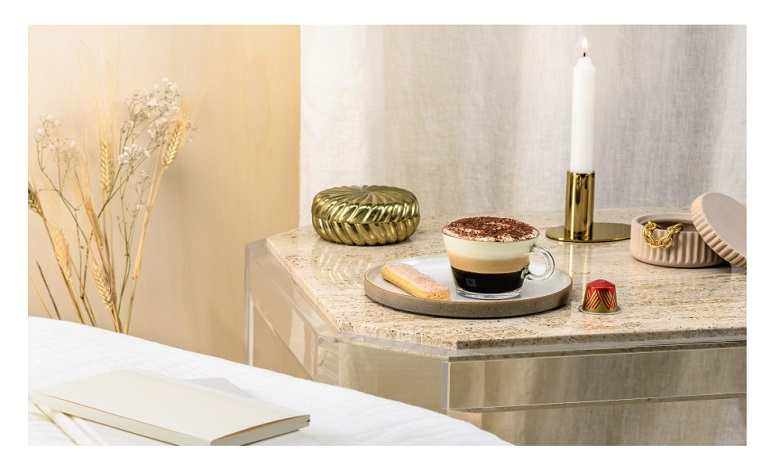 Découvrez la nouvelle gamme de cafés  et accessoires de Nespresso
