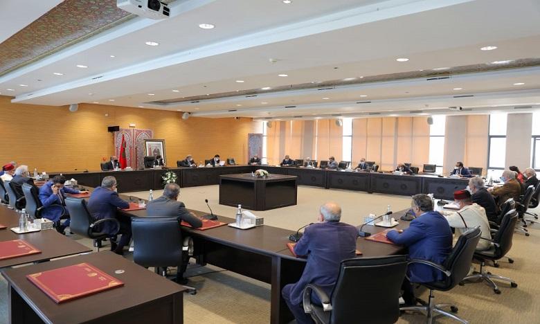 Opération des FAR à Guergarate: El Otmani se réunit avec les chefs des partis politiques
