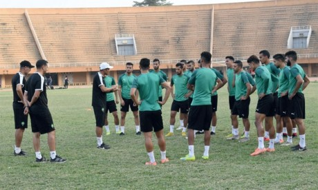 Houcine Ammouta convoque 26 joueurs  pour un stage de 8 jours au Cameroun