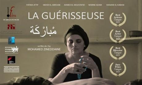 Festival maghrébin du film d'Oujda:  «La Guérisseuse» remporte le Grand Prix de la catégorie longs métrages