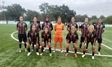 L'AS FAR remporte le championnat national féminin de première division de football