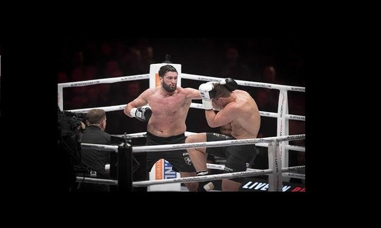 Kick-boxing: Jamal Ben Seddik affrontera Rico Verhoeven janvier prochain
