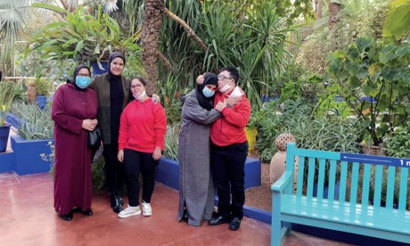 L'association «Malaïka» au chevet  des personnes en situation de handicap