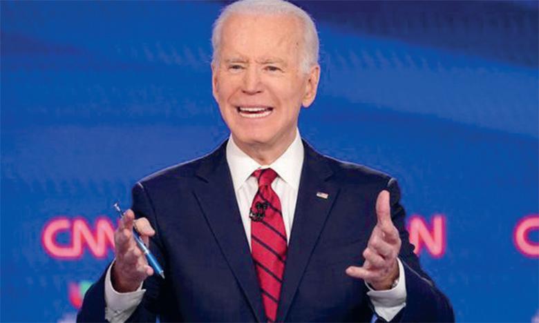Etats-Unis: Joe Biden s'est fracturé le pied en jouant avec son chien