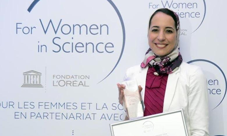 L'Enseignante-chercheure en Intelligence artificielle (IA), professeur à l'Université Cadi Ayyad de Marrakech, Hajar Mousannif. Ph : DR