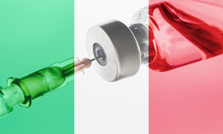 """Covid : l'Italie entamera fin janvier une """"campagne de vaccination sans précédent"""""""