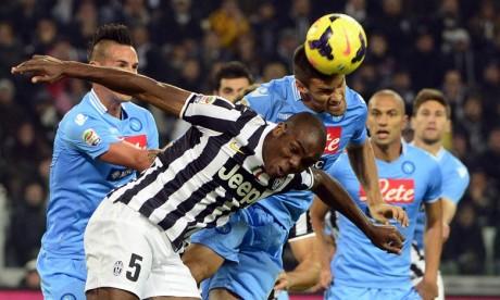 Supercoupe d'Italie  :  Juventus-Naples programmée en janvier