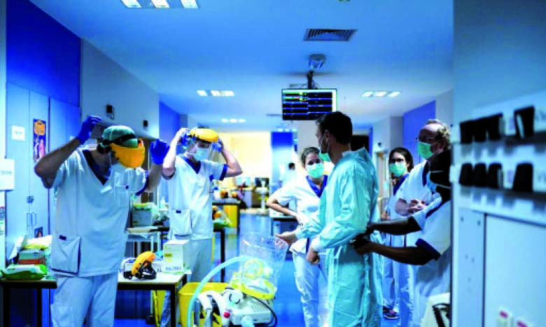 OCDE : Pénuries de personnel de santé