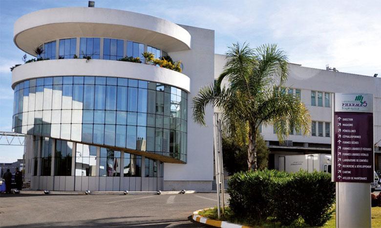 Pharma 5 décroche à nouveau l'homologation du Gulf Health Council