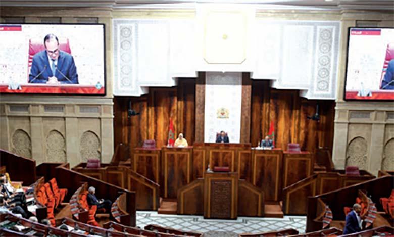 La Chambre des représentants consolide  la dynamique de la diplomatie marocaine par l'adoption de neuf accords internationaux